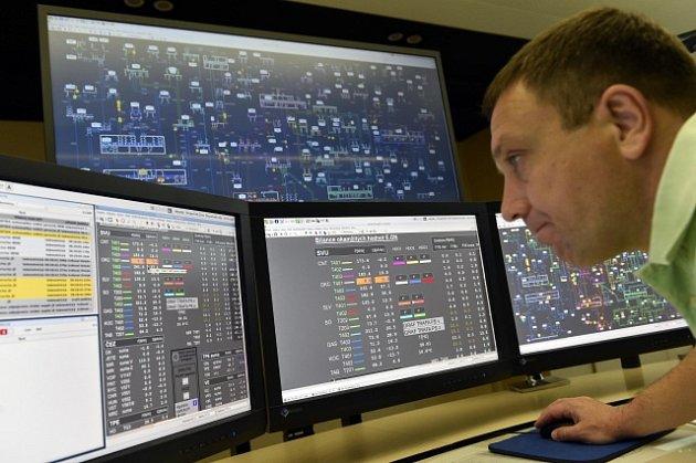 E.ON Distribuce, dispečink elektrických sítí