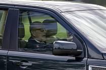 Princ Philip způsobil autonehodu