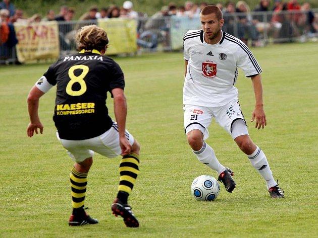 Fotbalisté Hradce Králové v přípravě prohráli se Stockholmem.