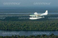 Cessna Greenpeace, ilustrační foto
