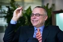 Investor a podnikatel Zdeněk Bakala