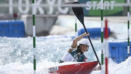 Kateřina Minařík Kudějová - Letní olympijské hry Tokio 2020