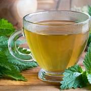 Kopřivový čaj pomáhá při nachlazení a problémech s ledvinami.