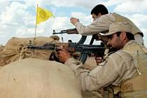 Spojené státy rozhodli o dodávkách zbraní pro kurdské bojovníky proti islamistům v Sýrii