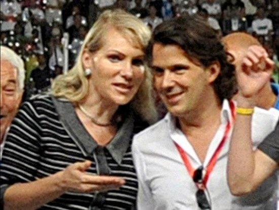 Švýcarská miliardářka a většinová akcionářka fotbalového klubu Olympique Marseille Margarita Louisová-Dreyfusová čeká ve svých 53 letech dvojčata.