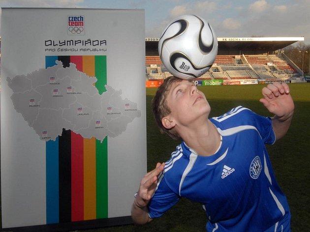 Olympijská vize byla představena v několika českých městech.