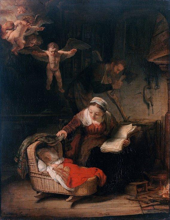 Dílo nizozemského malíře Rembrandta