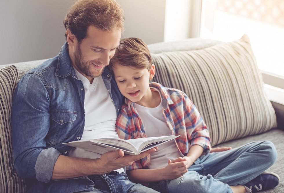 """Nikdy by ale výběr neměl sklouznout do situace, kdy rodiče dětem """"vnucují"""" knihy svého dětství"""