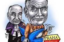 Komunální volby v Praze se opakovat nebudou. Ústavní soud tento týden zamítl stížnost menších stran proti rozdělení města do sedmi volebních obvodů. A Bohuslav Svoboda (ODS) zůstal primátorem.