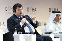 Tuniský ministr turistiky René Trabelsi je jediným ministrem židovského původu v arabských zemích.