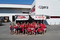 Tým firmy Lipera