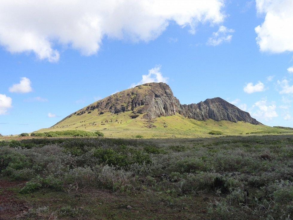 Velikonoční ostrov (Rapa Nui)