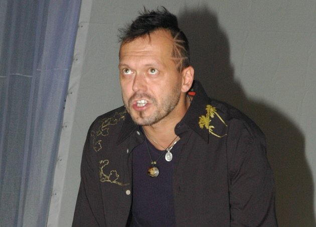 Nový zpěvák. Viktor Dyk se s kapelou oficiálně představí počátkem června.