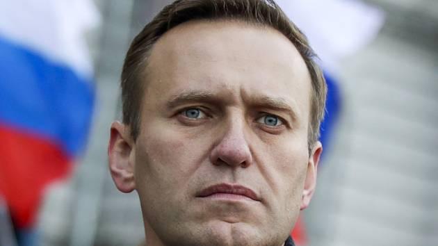 Lídr ruské opozice Alexej Navalnyj na snímku z 29. února 2020.