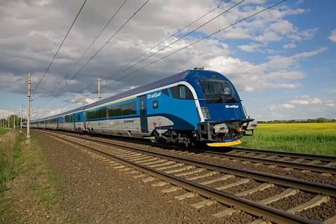 České dráhy, Railjet