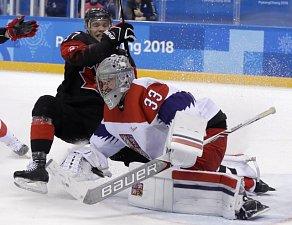 Češi porazili Kanadu
