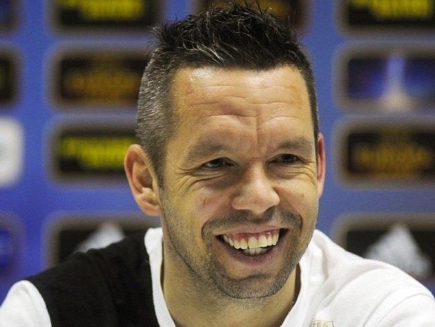 Ikona Plzně Pavel Horváth.