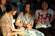 Olivova léčebna v Říčanech u Prahy přivítala 1. srpna tři desítky dětí z japonského města Namie, které bylo při loňské havárii v jaderné elektrárně Fukušima vystaveno radioaktivnímu záření. Školáci ve věku od 12 do 14 let v léčebně v příštích dvou týdnech