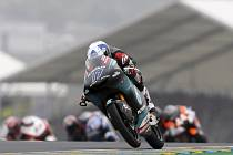 Britský jezdec John Mcphee v kategorii Moto3
