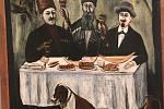 Obrazy malíře naivisty Nika Pirosmani mě uchvátily. Maloval nejčastěji scény z venkovského života obyčejných lidí nebo postavy gruzínské historie. Podívat se na ně můžete v Muzeu historie a etnografie v Singhnaghi asi dvě hodiny cesty z Tbilisi.