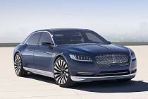 Koncept Lincoln Continental.