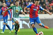 Plzeň - Bohemians: Stanislav Tecl se neprosadil