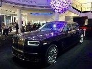Osmá generace vozu Rolls-Royce Phantom.