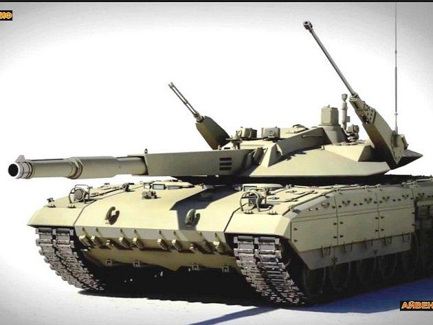Nový tank T-14 Armata nebude jediná senzační novinka ve výzbroji ruské armády, kterou se pochlubí Moskva 9. května na Rudém náměstí.