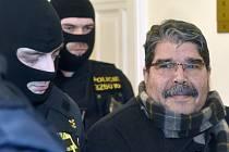 Sálih Muslim u soudu v Praze