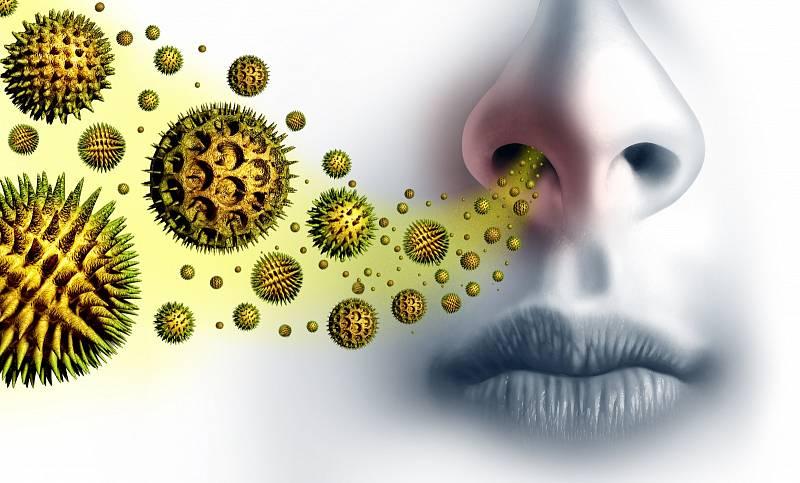 Astma je projevem alergie především u dětí a mladistvých. U nás je zhruba 800 tisíc astmatiků.