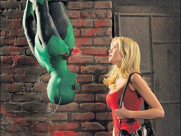 KDO JSEM? Žádný Spider-Man, ale Vážka.