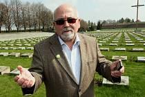 Ředitel památníku Terezín Jan Munk