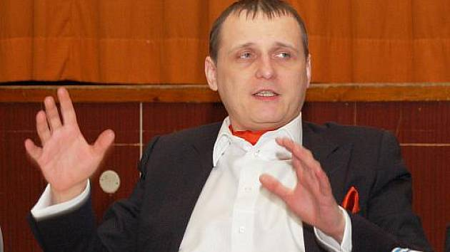 Ministr dopravy Vít Bárta