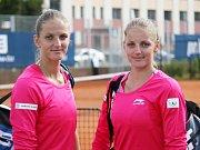 Karolína a Kristýna Plíškovy