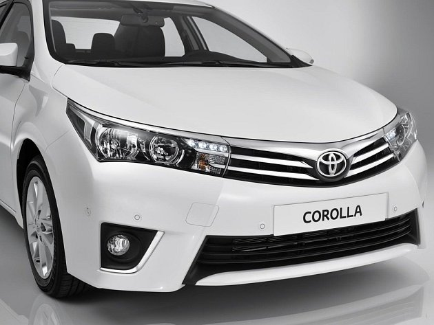 Toyota Corolla nové generace pro Evropu.