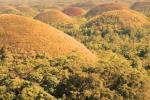 Čokoládové kopce na Filipínách