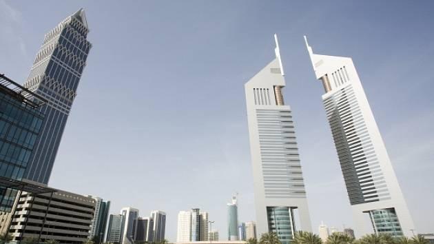 Dubaj. Ilustrační foto