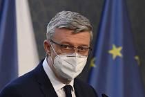 Místopředseda vlády, ministr dopravy a ministr průmyslu a obchodu Karel Havlíček (za ANO)