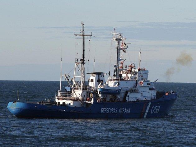 Ruská pohraniční stráž zadržela na lodi 30 aktivistů hnutí Greenpeace.