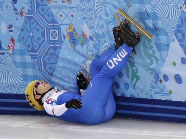 Rychlobruslařce Kateřině Novotné nevyšel ani druhý závod na olympijských hrách v Soči.
