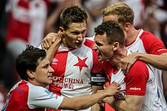 Derby Slavia - Sparta