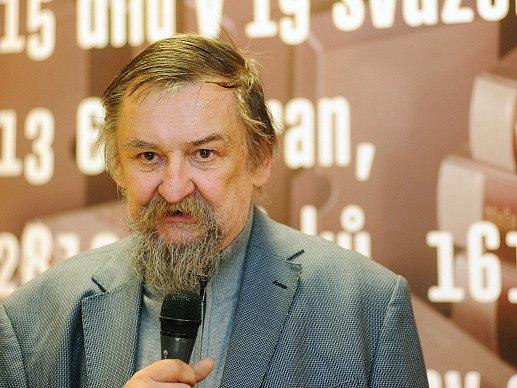 Ladislav Horáček, majitel nakladatelství Paseka.
