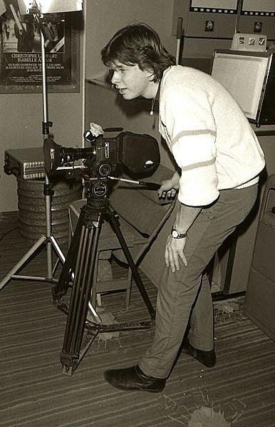 režisér Daniel Bergman (1988)