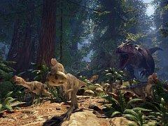 Počítačová hra Ark Park.