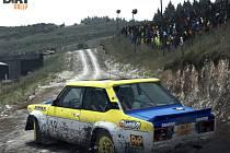 Počítačová hra Dirt Rally.