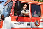 Nový hasičský vůz, pořízený za přispění dotace z EU, použili dobrovolní hasiči ve Škvorci už k téměř stovce výjezdů.