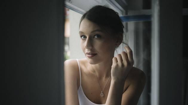 Zpěvačka Kateřina Marie Tichá