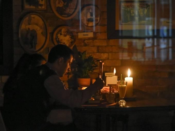 Blackout (ilustrační snímek)