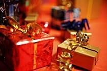 Vánoční dárky - ilustrační foto.