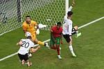 Němci na Euru zametli s Portugalskem, čtvrtý gól vstřelil Robin Gosens (č. 20).